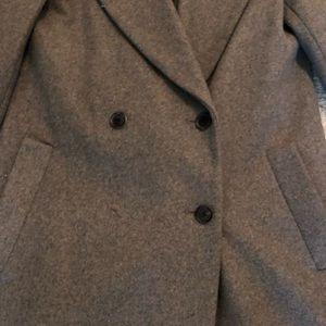 Zara Jackets & Coats - Gray Zara Jacket